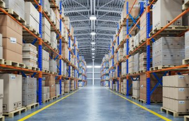 Warehouse management for your rental