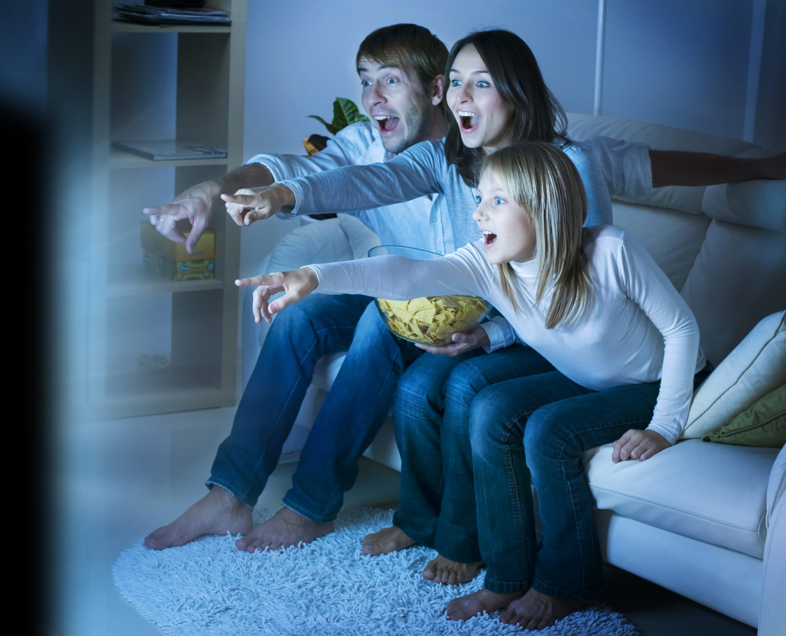 Enjoy Amazing Movie Experience At Home