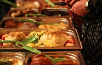 lunch buffet singapore
