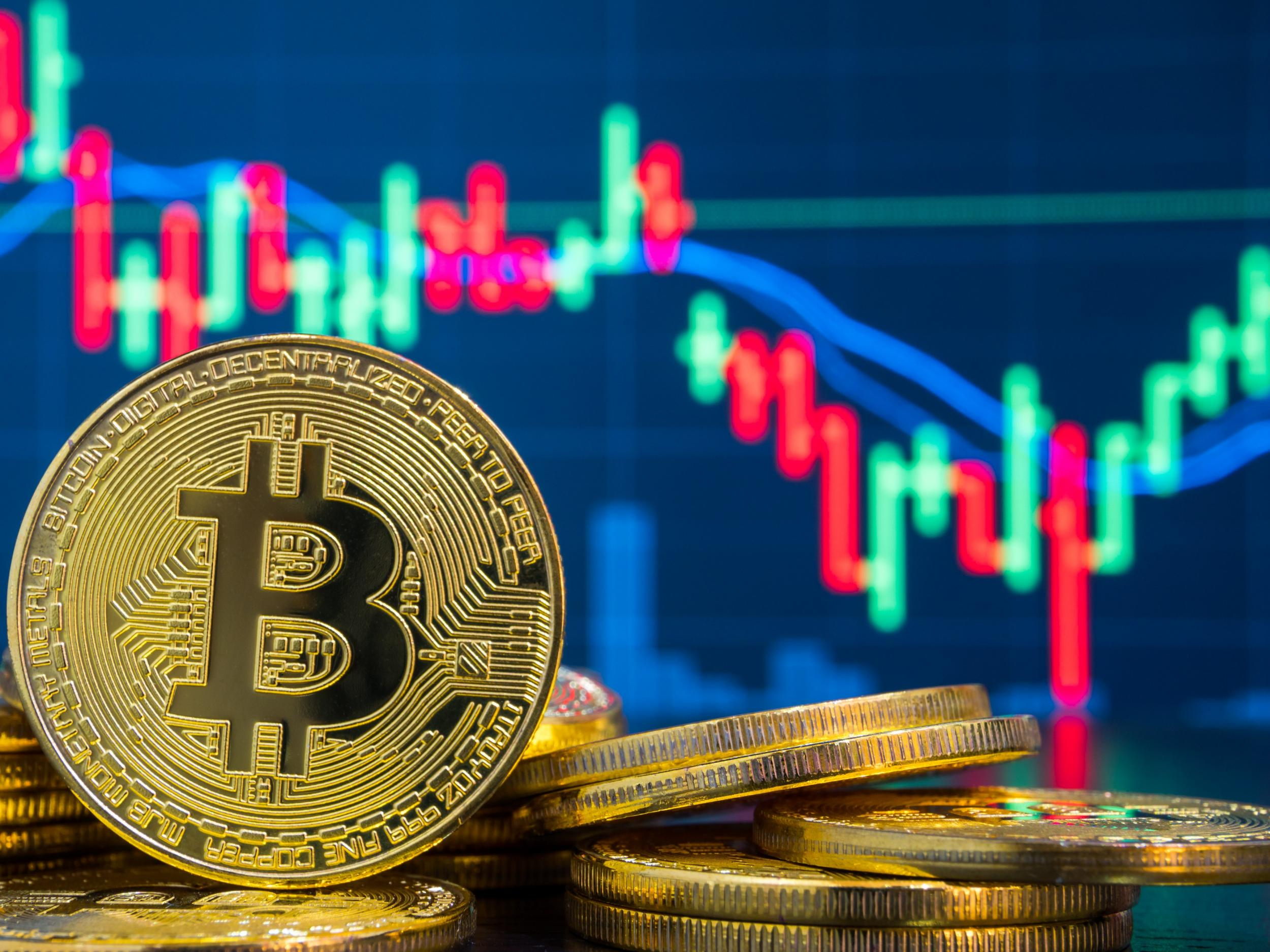 the powerful space with Bitcoin currency